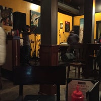 Photo taken at Fat Cat Bar & Grill by Elise M. on 1/4/2015