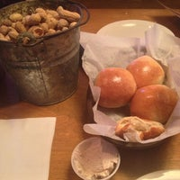 Photo taken at Texas Roadhouse by Ahmad M. on 10/19/2012