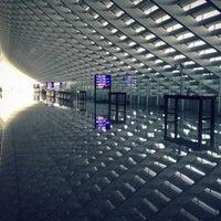Photo taken at Taiwan Taoyuan International Airport (TPE) by ADI C. on 7/17/2013