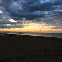 Photo taken at Camping Capalonga by Kalman K. on 8/24/2014