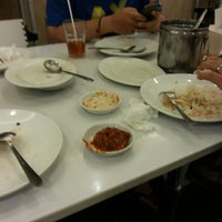 Photo taken at D'Cost Seafood by Hartati K. on 8/1/2014