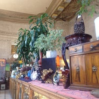 Photo taken at vintage bank antiques by Michelle Lee B. on 3/20/2014