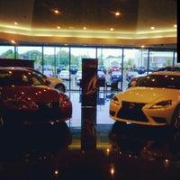 Photo taken at McGrath Lexus of Westmont by John L. on 6/18/2013