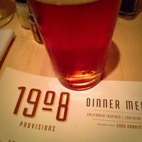 "Photo taken at 1908 Provisions by Jeff ""Happy"" G. on 10/23/2014"