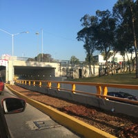 Photo taken at Churubusco y Tlalpan by Eli on 9/9/2016