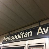 Photo taken at MTA Subway - Middle Village/Metropolitan Ave (M) by Jason A. on 10/1/2016