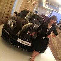 Photo taken at Sheraton Abu Dhabi Hotel & Resort by Ritzy T. on 5/3/2016