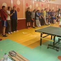 Photo taken at Ping Pong Table Tennis by Darius K. on 3/29/2015