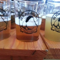 Photo taken at Big Beaver Brewing Co by Mallory B. on 11/2/2013