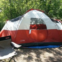 Photo taken at Baraboo Hills Campground by Brian M. on 6/14/2013