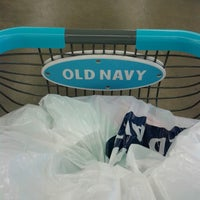Photo taken at Old Navy by redphile on 7/23/2013