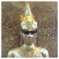 Photo taken at Wat Krok Krak by Tattheera N. on 1/27/2013