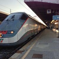 Photo taken at Venezia Mestre Railway Station (XVY) by Yasuyuki K. on 10/24/2012