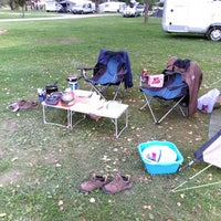 Photo taken at Kamp Danica by Stijn D. on 8/31/2014