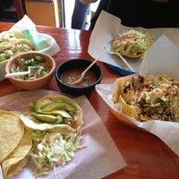Photo taken at Tacos El Asador by Bail on 4/6/2013