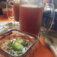 Photo taken at Mariscos Coral by Norma P. on 6/30/2016