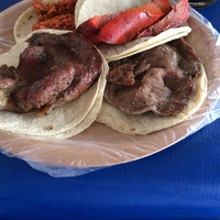 Photo taken at Tacos El Tapatío by Oscar S. on 3/17/2015