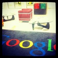 Photo taken at Google France by Julie P. on 11/6/2012