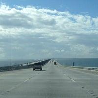 Photo taken at I-10 Twin Span Bridge by Karina F. on 12/6/2012