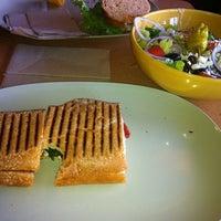 Photo taken at Panera Bread by Aashish P. on 12/6/2012