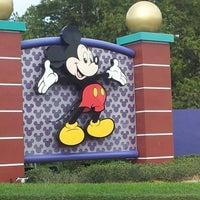 Photo taken at Walt Disney World Entrance by Luis G. on 10/26/2012
