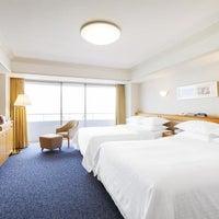 Photo taken at Sheraton Grande Tokyo Bay Hotel by Yext Y. on 9/18/2016