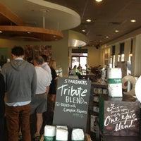 Photo taken at Starbucks by Michael K. on 4/9/2013