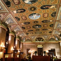 Photo taken at Palmer House - A Hilton Hotel by Stephen R. on 1/31/2013