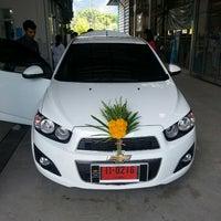Photo taken at Chevrolet by sarawut k. on 3/15/2013