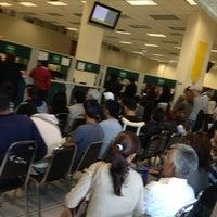 Photo taken at Subdelegación Hidalgo IMSS by Pepe R. on 11/8/2012