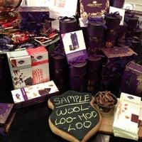 Photo taken at Vosges Haut Chocolat by Matthew🗽 on 11/27/2012