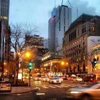 Photo taken at The Magnificent Mile by Oldon M. on 11/7/2012