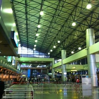 Photo taken at Noi Bai International Airport (HAN) by Vas K. on 11/12/2012