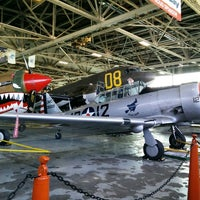 Photo taken at American Airpower Museum by Amaris A. on 3/6/2016
