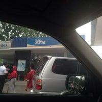 Photo taken at Bank BRI by Indira Renantera on 4/10/2014