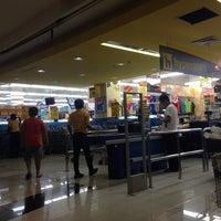Photo taken at Hypermart by Indira Renantera on 11/29/2014