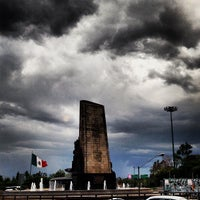 Photo taken at Fuente de Petróleos Mexicanos by René S. on 8/3/2013