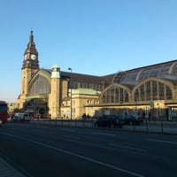 Photo taken at Hamburg Central Station by Media S. on 3/6/2013