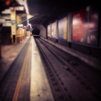 Photo taken at Wynyard Station (Main Concourse) by Joanne L. on 10/5/2013