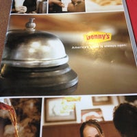 Photo taken at Denny's by Robert L. on 12/10/2012
