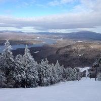 Photo taken at Mount Snow Resort by Nathan C. on 12/23/2012