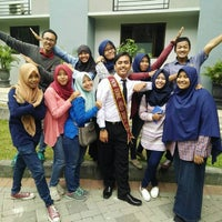Photo taken at Fakultas Perikanan dan Ilmu Kelautan (FPIK) by Febby Hadi S. on 9/13/2016