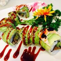 Photo taken at Yokohama Japanese Cuisine by Scott B. on 4/14/2014