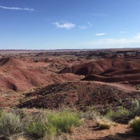Photo taken at Painted Desert by OleG S. on 7/19/2016