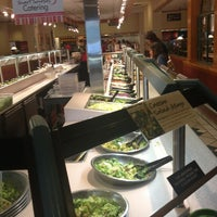 Photo taken at Sweet Tomatoes by Sherry M. on 5/23/2013