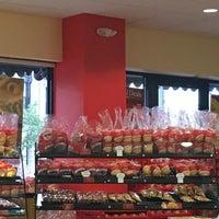 Photo taken at Red Ribbon Bake Shop by Sherry M. on 5/3/2016