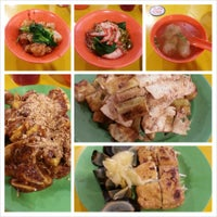 Photo taken at Dunman Road Food Centre by Christina L. on 7/23/2013