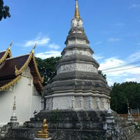 Photo taken at Wat Phan Waen by Wareerat S. on 6/12/2016