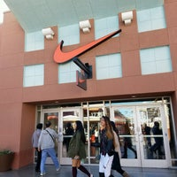 Photo taken at Nike Factory Store by Steve D. on 12/29/2016