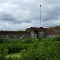 Photo taken at Fort Mifflin by Jim S. on 7/10/2016